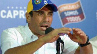 Capriles: Maduro miente a la FAO, mientras Venezuela pasa hambre