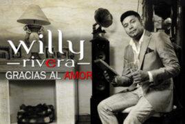 """Willy Rivera puso a bailar a todos en Ola Que Ase con su tema """"Frente a frente"""""""