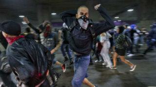 Brasil: 'indignados' desatan violentos enfrentamientos en Copa Confederaciones
