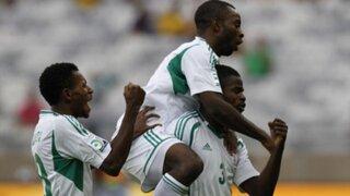 Nigeria goleó 6-1 a Tahití por la Copa Confederaciones