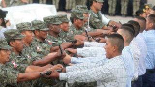 Poder Judicial mantiene la suspensión al sorteo del servicio militar obligatorio