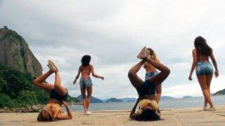 """Provocativo """"Baile del Quadradinho"""" genera sensación y polémica en Brasil"""