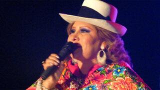 Cantante folklórica Amanda Portales nos deleita con su nuevo tema 'Diccionario'