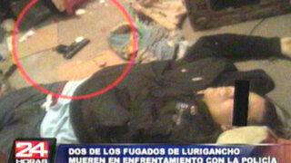 Restos de asesino de Luis Choy y cómplice fueron llevados a la Morgue