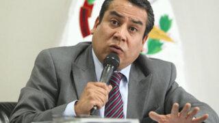 Gustavo Adrianzén: Gobierno insistirá en realizar sorteo para servicio militar