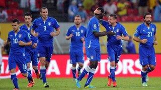 Italia derrotó 4-3 a Japón en la Copa Confederaciones