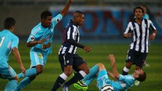 Alianza Lima superó 1-0 a Sporting Cristal en el Estadio Nacional