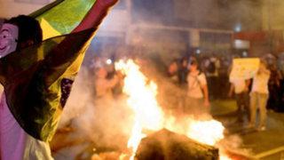 Sao Paulo y Río ceden ante protestas y rebajan precios de pasajes
