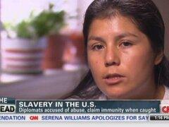 EEUU: empleada denuncia que diplomático peruano la mantuvo esclavizada