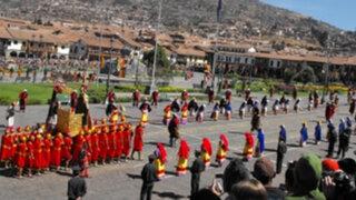 Cusco: Miles de personas se concentran en Sacsayhuamán para el Inti Raymi