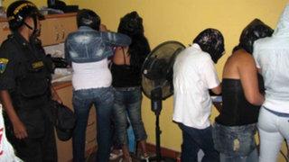 Chosica: Menores de edad ejercían prostitución en locales clandestinos