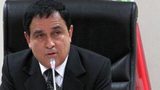Fredy Otárola: Candidatos al TC, BCR y DP no deben ser de partidos políticos