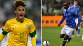 Brasil e Italia se enfrentan en una final adelantada de la Copa Confederaciones