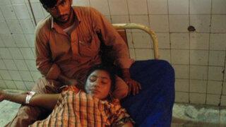 Paquistán: atacan con ácido a mujer que rechazó propuesta de matrimonio