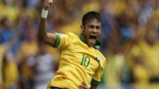 Brasil aplasta a Italia 4 - 2  y es líder absoluto de la Copa Confederaciones