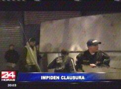 Matones frustraron clausura de locales comerciales en Caquetá