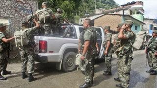 FFAA  publica lista con los nombres de los  23 detenidos en el Vraem