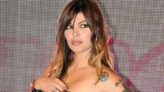Angie Jibaja se disculpa con hermana de Milett Figueroa