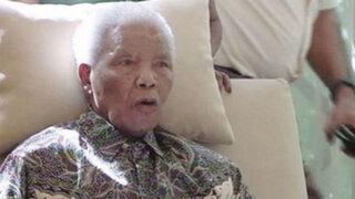 Simpatizantes se preparan para darle el último adiós a Nelson Mandela