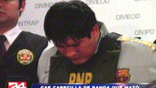 Atrapan a 'matacambista' acusado de homicidio y robo de 41 mil soles