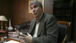 """Aurelio Pastor revela nombre de """"colaborador eficaz"""" en caso """"narcoindultos"""""""