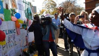 """Mandela recibió Unción de los Enfermos para tener final """"perfecto y apacible"""""""