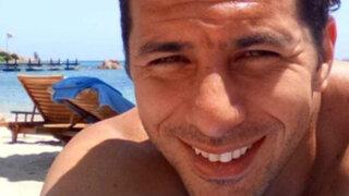 Claudio Pizarro disfruta unas paradisiacas vacaciones en México