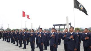 Vraem: Más de 500 reclutas culminaron satisfactoriamente el Servicio Militar