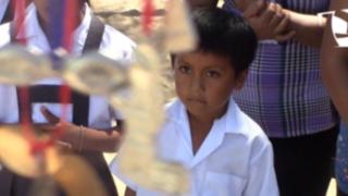 Mórrope: fieles atraviesan el desierto para renovar su fe en milagrosa 'Cruz de Pañalá'