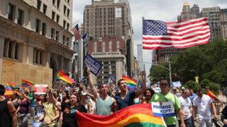 Fallo a favor de comunidad gay de EEUU repercutiría en América Latina