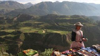 Arequipa: Turistas ingresarán gratis al Valle del Colca durante feriado largo