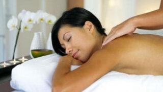 'La semana de la espalda' regala 50 terapias para aliviar el dolor y estrés