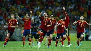 España pasó a la final de la Confederaciones tras superar en penales a Italia