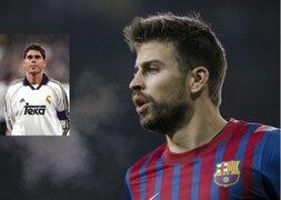Gerard Piqué: Mi ídolo fue Fernando Hierro a pesar de jugar en el Real Madrid