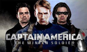 Salen primeras imágenes de película Capitán América: El soldado de invierno