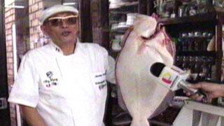 Sepa como el chef Javier Wong celebra el Día del Cebiche