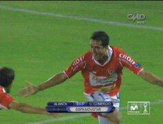 Alianza Lima empató 1-1 con Unión Comercio en Estadio Alejandro Villanueva