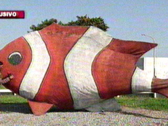 Monumentos histéricos: alucinantes piezas artísticas adornan Lima