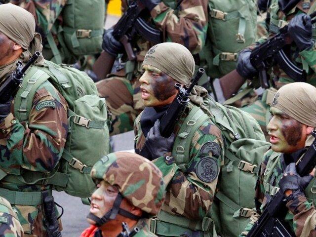 Ley del servicio militar obligatorio: Más de 30,000 jóvenes serán sorteados