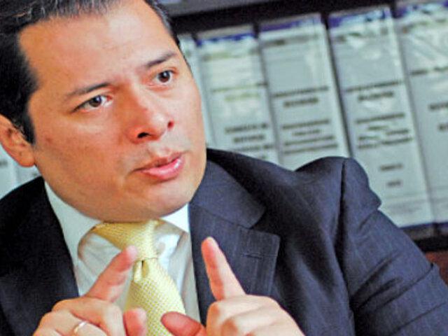 Abogado de Fuerza Popular sobre audiencia: fiscal Pérez no ofreció pruebas nuevas