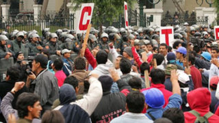 Sindicalistas piden que Ley del Servicio Civil incluya a trabajadores del Congreso