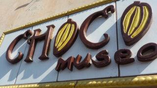 Choco Museo, un lugar donde los clientes pueden comerse el arte