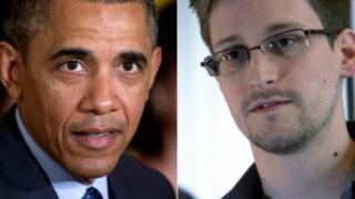 Barack Obama dice sentirse decepcionado de Rusia por caso Snowden