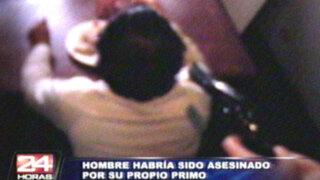 SJL: sicarios liquidan a anciano de 68 años en la puerta de su casa