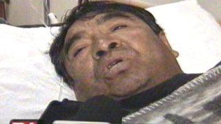 Víctimas de accidente en Yauyos denuncian negligencia de conductor