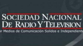 Sociedad de Radio y Televisión rechaza restricción a la libertad de prensa en Ecuador