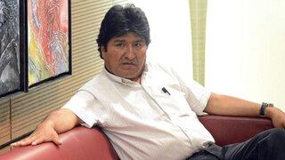 Tras tensión diplomática en el mundo, Evo Morales regresa a Bolivia