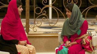 Tras recuperarse de atentado Malala Yousafzai retoma su lucha contra los talibán