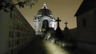 Conoce el Tour más tenebroso en el Cementerio Presbítero Maestro