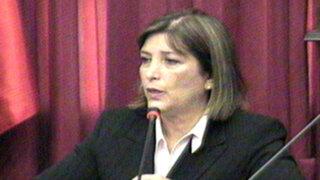 Eda Rivas sobre fallo de La Haya: Todos los peruanos estamos unidos